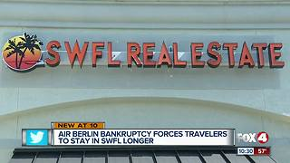 Air Berlin bankruptcy affecting Southwest Florida - Video