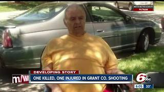 81-year-old man killed, son shot multiple times in Grant County - Video