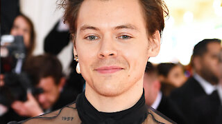 Harry Styles PORTRAYING QUEER Character in New Film