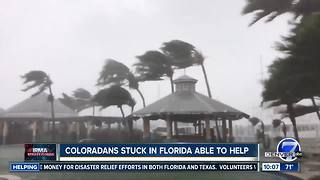 Coloradans helping Florida hospitals respond to Irma - Video