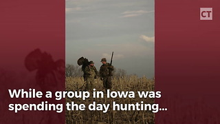 Hunting Trip Goes Horribly Wrong - Video