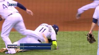 Tampa Bay Rays lose 12th game of season by one run in 1-0 loss to Atlanta Braves on Tuesday - Video