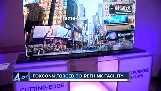 Foxconn 'moving forward' with manufacturing facility