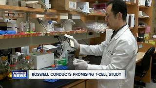 New study underway at Roswell Park - Video