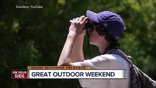 Great outdoor weekend - Video