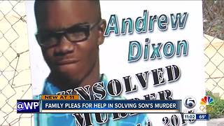 Family makes plea for answers 2 years after homicide - Video