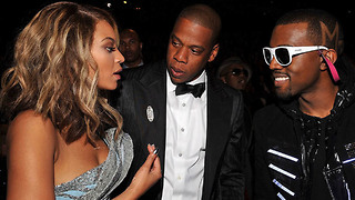 Beyonce Wants Jay-Z to TEACH Kanye West a Lesson at the 2018 Grammys!?? - Video