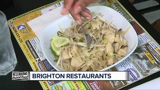 Restaurant Report Card: 3 Brighton restaurants