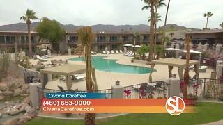 Civana Carefree:The Valley's FIRST sustainable wellness resort - Video