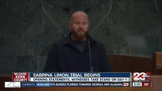 Trial begins for Sabrina Limon in the death of her husband Robert Limon - Video
