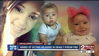Mother, babies die in trailer fire - Video