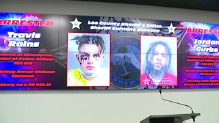 Lee County Sheriffs arrest two involved in home invasion