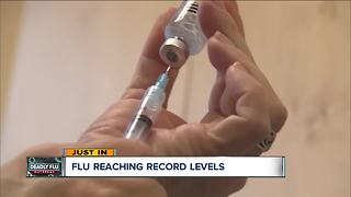 4 more flu deaths in Cuyahoga County, 21 deaths this season - Video