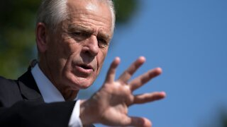 Peter Navarro: America Is Operating Under 'An Immaculate Deception'