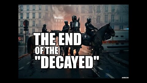 """THE END OF THE """"DECAYED"""" WITH MATT FORNEY : AFFIRMATIVE RIGHT PODCAST (09)"""