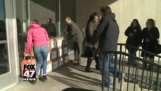 Group submits signatures to legalize marijuana in Michigan - Video