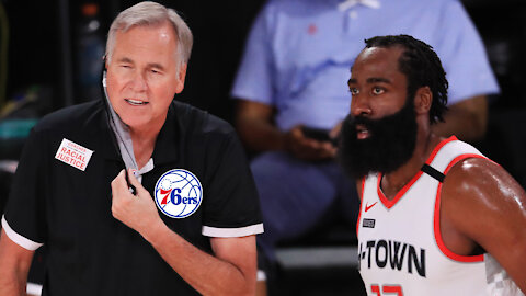 James Harden On His Way To Sixers In Possible Deal Bringing Him & Mike D'Antoni To Philadelphia