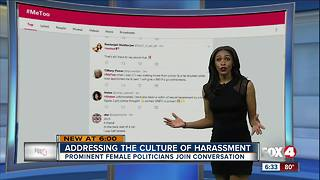 #MeToo Movement brings sexual harrassment to forefront - Video