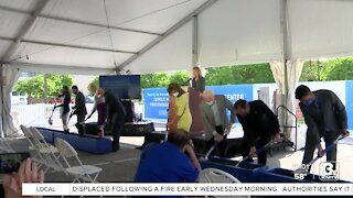 Creighton University breaks ground on new School of Medicine building