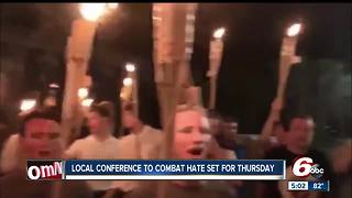 Local conference to combat hate scheduled - Video