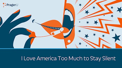 I Love America Too Much to Stay Silent Featuring Nestride Yumga