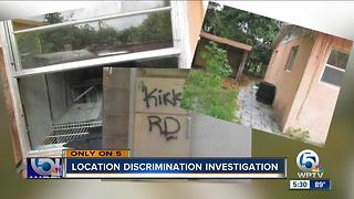 Housing Center accuses banks of discrimination - Video