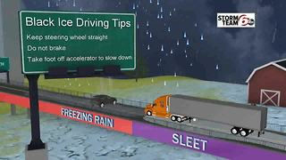 Indiana winter: Types of precipitation and tips on how to prepare - Video
