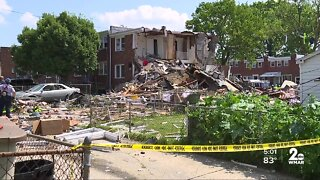 911 calls released in Baltimore gas explosion