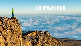 Czech Man Documents His Experience Climbing Kilimanjaro - Video