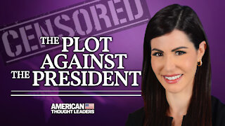 """'We're Still Living in the Coup'—Amanda Milius on """"The Plot Against the President""""; Twitter Ban 