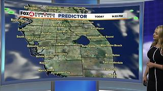 Mostly Dry Monday for the Solar Eclipse - Video