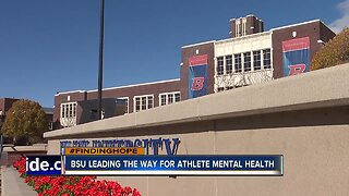 BSU Student-Athlete Mental Health