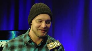 Baron Corbin talks about former teammate,