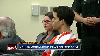 Adam Matos sentenced to life in prison - Video