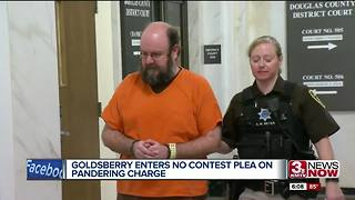 Elkhorn man pleads no contest to pandering - Video