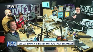 Mojo in the Morning: Is brunch better for you than breakfast?