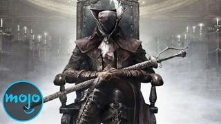 Top 10 FromSoftware Games - Video
