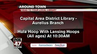 Around Town 8/15/17: Local Libraries - Video