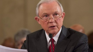 AG Sessions Weighing Federal Charges After Not Guilty Verdict In Kate Steinle Murder - Video
