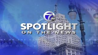 Spotlight on the News 11-05-2017 - Video