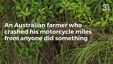 Farmer With Broken Neck Does The Incredible
