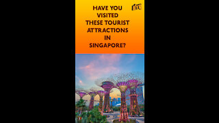 Top 3 Tourist Attractions In Singapore *