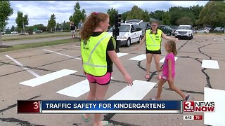 OPD Teaches Traffic Traffic Safety