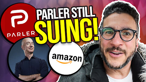 Parler's Voluntary Dismissal Against Amazon Explained - Viva Frei Vlawg