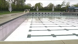 Ohio announced that public pools can open May 26th with additional safety measures