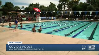Banner Health talks pool safety amid coronavirus pandemic