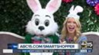 Get a free photo with the Easter Bunny in Glendale! - Video