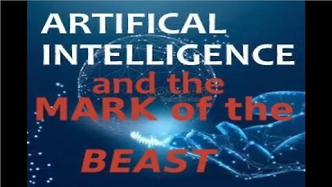 Artificial Intelligence and the Mark of the Beast
