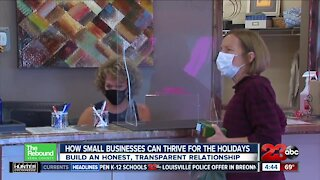 How small business can thrive for the holidays
