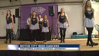 Motor City Irish Dancers - Video